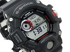 Casio G-Shock Mens Wrist Watch Rangeman GW9400-1 GW-9400-1 Black Multiband 6 New