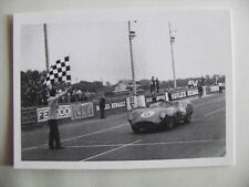 CARD LE MANS 24 HOURS 1959 : ASTON MARTIN DBR1