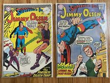 Superman's Pal Jimmy Olsen Comics #97 & #109 From 1968