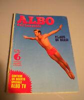 Albo of The 'Intrepid - N° 1587 Lire 250 - Ed. Universe 1976. Di Biasi