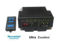 Normstahl Ultra Excellent Motorsteuerung Elektronik E3000 Garagentorantrieb