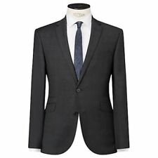 Kin by JOHN LEWIS Niton Tonal Check Suit Jacket, Charcoal SIZE 38S BNWT RRP £109