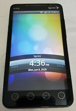 HTC EVO 4G - 1GB - White (Sprint) Smartphone and Otterbox Protective Shell Case