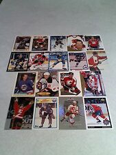 *****Phil Housley*****  Lot of 160+ cards.....83 DIFFERENT / Hockey