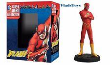 Eaglemoss DC Comic Superhero w/New Box The Flash Figurine #14 w/booklet