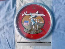 horloge murale 35cm N.Y.c norman young company