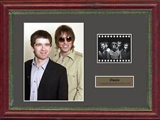 OASIS NOEL LIAM GALLAGHER FRAMED 35MM FILM CELL GREAT GIFT