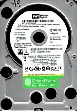 """Western Digital WD RE2-GP 1TB SATA WD1000FYPS-01ZKB0 3.5"""" DCM: HARCNV2AAB #419"""