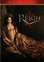 Reign: The Complete Series Seasons 1-4 (DVD Box Set) 1 2 3 4 BRAND NEW