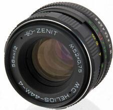 Helios-44M-4 MC 58mm 50mm f / 2 Obiettivo Zenit M42 biotar Canon 6D 70D 7D...