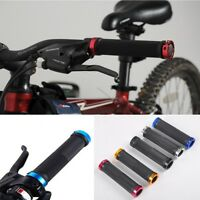 Rubble MTB BMX Bike Bicycle Double Lock On Locking Cycling Handle Bar Grips
