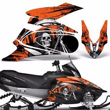 Yamaha APEX Decal Wrap Graphic Kit XTX Part Sled Snowmobile 2006-2011 REAP ORANG