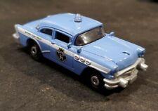 2012 Matchbox 1956 '56 Buick Century Police EUC