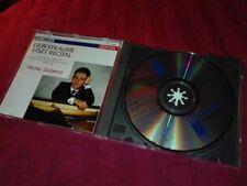 LISZT: Piano works > Michel Dalberto / Denon Japan CD