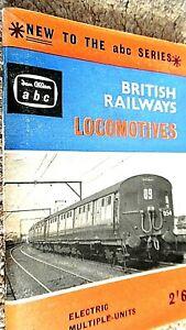 IAN ALLAN ABC OF BRITISH RAILWAYS LOCOMOTIVES #7: ELECTRIC MULTIPLE-UNITS 1961