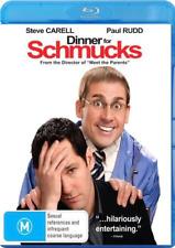 Dinner For Schmucks - Comedy / Adventure - Steve Carell, Paul Rudd - NEW Blu-Ray