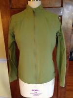 REI M  Women's Green Softshell Unlined Jacket