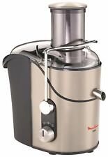 Moulinex JU655H10 Juicer Of 1200 W Stainless Steel 2 Speed Grey/Silver
