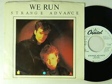 Strange Advance (dj 45 w/ps) WE FUN / same song ~ Capitol M-
