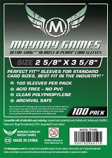 100 ALMOST A PENNY fundas para tarjetas (Mayday Games)