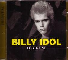CD (NEU!) . Best of BILLY IDOL (Rebel Yell White Wedding Sweet Sixtreen mkmbh