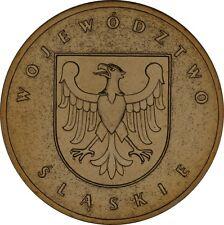 POLONIA 2 Zl. 2004 Silesia Serie Regiones śląskie S/C