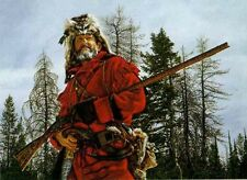Mountain Men Adventure Scouts Camping Hunting 25 Books CD Hike Backpacking