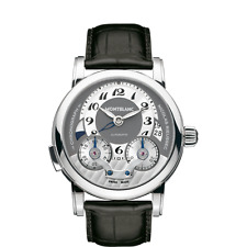 Montblanc Nicolas Rieussec Chronograph Automatic Stainless Steel 43mm 102337
