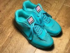 Nike air max 90 size 7.5 hyperfuse independence day turquoise
