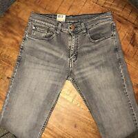 Levi's 511 Slim Jeans Stretch Black 045112305 Mens Size 32x32