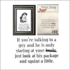 Humor Cling Rubber Stamp Squint a little RWD-173 Riley & Company stamps words