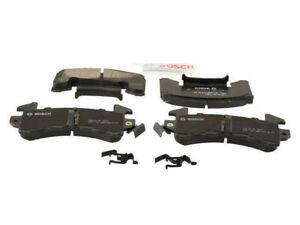 For 1996-2000 Isuzu Hombre Brake Pad Set Front Bosch 19458KD 1997 1998 1999 RWD