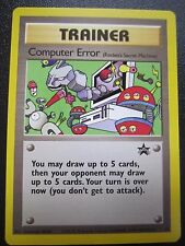 Pokemon Blackstar Promo COMPUTER ERROR #16