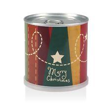 Weihnachtsbaum in der Dose - nostalgische Sterne von MacFlowers