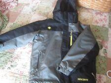 EUC Boys Descente Ski Snowboard Winter Jacket Size 10 Retail $225