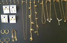 NEW BULK LOT 14 Pieces Jewellery Necklace Bracelet Earrings #211