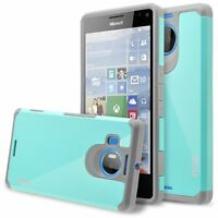 For Microsoft Lumia 950 XL Case, Impact Dual Layer Shockproof Case