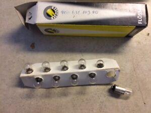 Porsche Instrument Panel Dashboard Bulbs