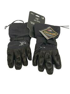 Arc'teryx Rush SV Gloves Large Gore Tex Severe Weather NEW $399 Ski Snowboard