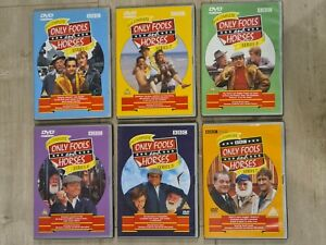 Only Fools And Horses Complete Season 1-5 & 7 DVD - Region 4 Series 1 2 3 4 5 7