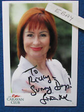 "HAND SIGNED - Sian Lloyd - 1990's - Press Promo Photo - 7""x5"""