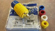 "Ericson 1524-PW6P ""Waterproof""  L7-15P locking plug              Others   24W34"
