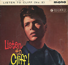 "7"" EP - Cliff Richard - Listen To Cliff - Columbia SEG 8126 - UK 1961"