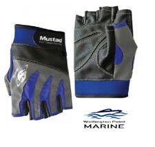 Mustad  Half finger Casting Glove - Fishing