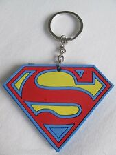 Superman Keyring NEW Super Hero Super Man Key Ring