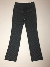 Express Editor Pants Size 6 Reg Inseam 33 Barely Boot DK Navy Womens NWT $79