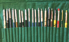 Lot Of 20 Vintage Ballpoint Pens Parker,Shaeffer,Papermate
