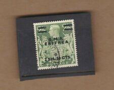 1948 Eritrea British SG E 10 Fine used