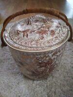 Antique 24 kt  Gold Chamber Pot  Ridgway Chester Stoke On Trent #73316 1885-1890