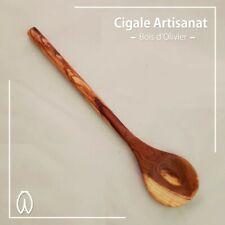 cuillère en bois D OLIVIER, 30 cm